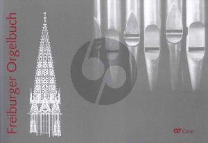 Freiburger Orgelbuch Musik fur Gottesdienst - Konzert und Unterricht Vol.1 Hauptteil (Michael Meuser)