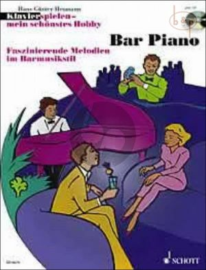Bar Piano (Bk-Cd)