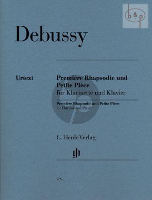 Premiere Rhapsodie et Petite Piece