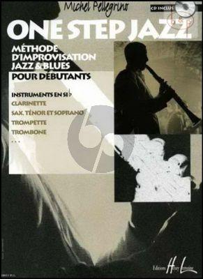 One Step Jazz (Methode d'Improvisation Jazz & Blues)