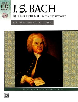 Bach 18 Short Preludes