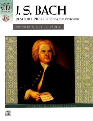 Bach 18 Short Preludes