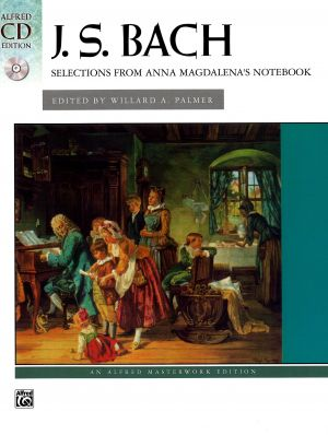 Bach Selections from Anna Magdalena's Notebook