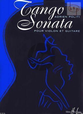 Tango Sonata pour Violon et Guitare