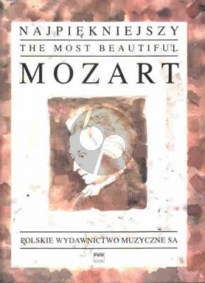 Most Beautiful Mozart for Piano