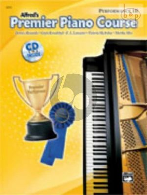 Premier Piano Course Book 1B Performance