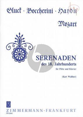 Serenaden des 18 Jahrhundert
