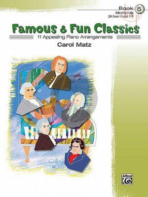 Famous & Fun Classics Vol.5 (Intermediate)
