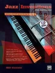 Cunliffe Jazz Inventions for Keyboard (Bk-Cd) (50 Etudes that will Improve the Way You Play Jazz)
