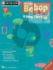 Best of Bebop (Jazz Play-Along Series Vol.5)