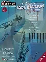 Classic Jazz Ballads (Jazz Play-Along Series Vol.47)