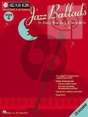Jazz Ballads (Jazz Play-Along Series Vol.4)
