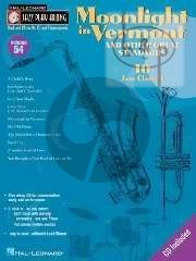 Moonlight in Vermont + Others (Jazz Play-Along Series Vol.54)