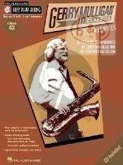 Gerry Mulligan Classics (Jazz Play-Along Series Vol.43)