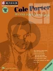 Cole Porter (Jazz Play-Along Series Vol.16)