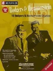 Rodgers & Hammerstein (Jazz Play-Along Series Vol.15)