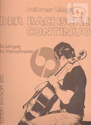 Bachsche Continuo Violoncello