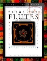 Trios for Flutes