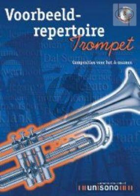 Voorbeeld Repertoire A-Examen Trumpet (Bk-Cd)