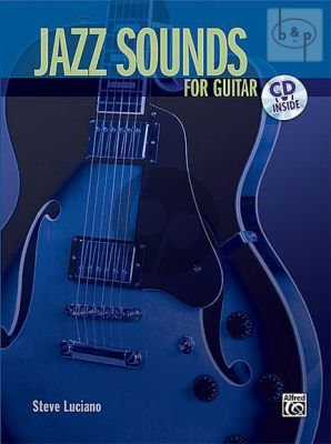 Jazz Sounds For Guitar