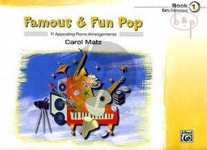 Famous & Fun Pop Vol.1