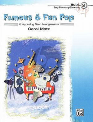 Famous & Fun Pop Vol.2