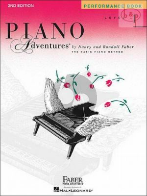 Piano Adventures Performance Book Level 1