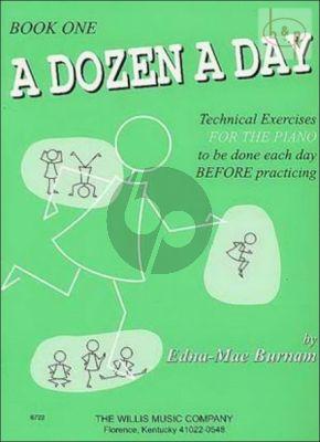 A Dozen a Day Vol.1