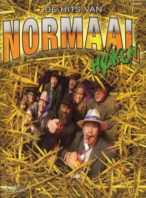 De Hits van Normaal (Hoken) Voice-Guitar (TAB)