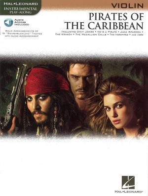 Pirates of the Caribbean for Violin Bk-Audio Access Code