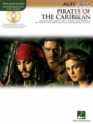 Pirates of the Caribbean for Alto Sax