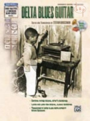 Delta Blues Guitar (Early Masters of American Blues Guitar)
