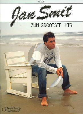 Jan Smit Zijn Grootste Hits Zang/Piano/Gitaar