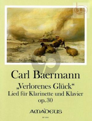 Verlorenes Gluck Op.30