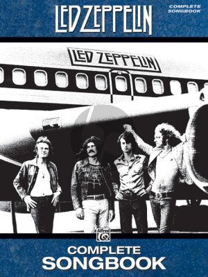 Led Zeppelin Complete Songbook Voice/Guitar