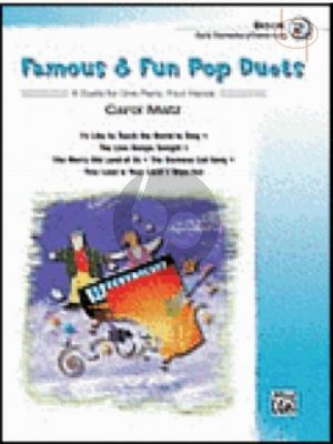 Famous & Fun Pop Duets Book 2