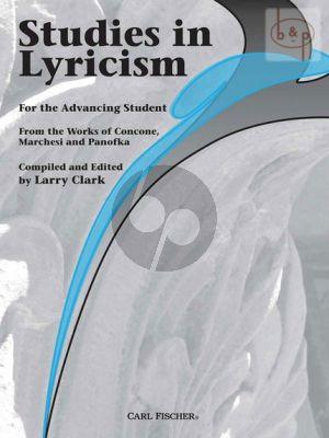 Studies in Lyricism for Flute
