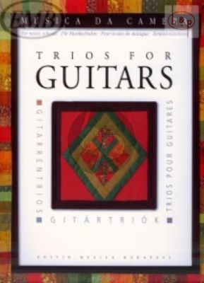Trios for Guitars