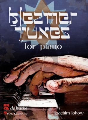 Johow Klezmer Tunes for Piano (easy to interm.)