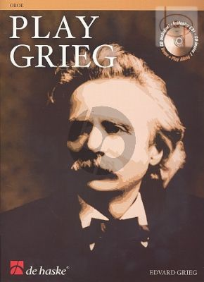 Play Grieg for Oboe (Bk-Cd) (Kernen-Kampstra) (interm.) (play-along and demo CD)