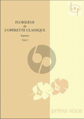 Florilege de L'Operette Classique Vol.1
