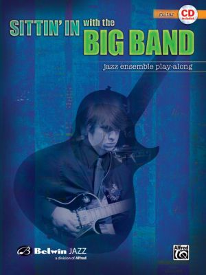 Sittin'in with The Big Band Vol. 1 for Guitar