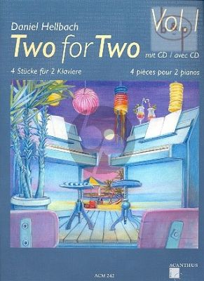 Two for Two Vol.1 (4 Pieces)