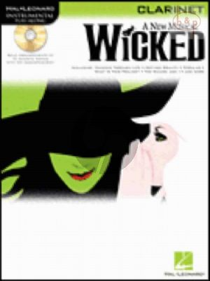 Wicked for Clarinet