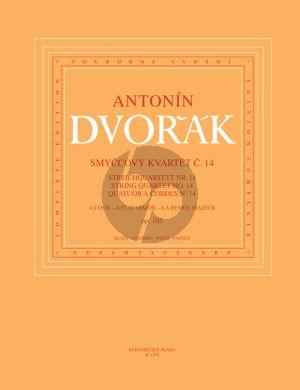 Quartet No.14 A-falt major Op.105