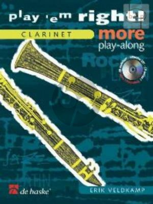 Play 'em Right! More Playalong (Clarinet)