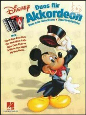Disney Duos for Accordion