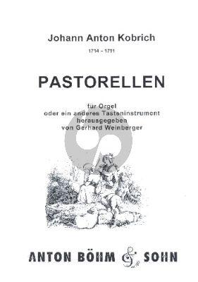 Kobrich Pastorellen Orgel oder Cembalo (Andreas Weinberger)