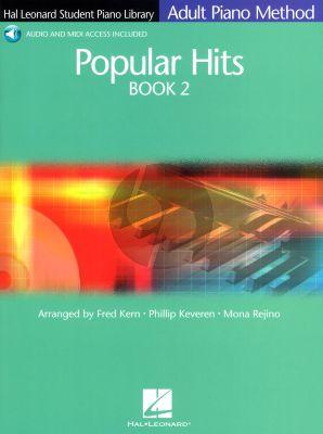 Popular Hits Vol.2 (Hal Leonard Student Piano Libr)