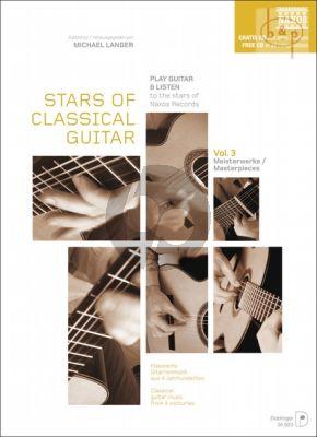 Stars of Classical Guitar Vol.3